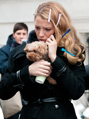 Blake Lively and Penny