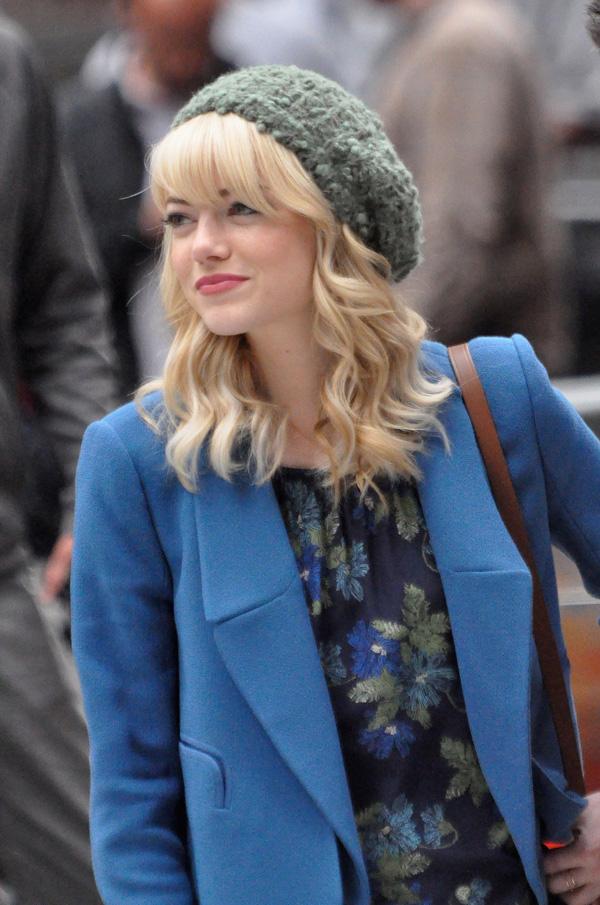 Blonde babe