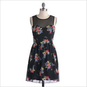 Bloom We'll Be Together dress