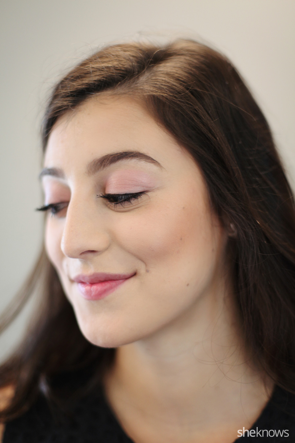 Matte Brown Eyeshadow Palette: How To Use Blush As Eyeshadow For A Simpler Makeup Routine