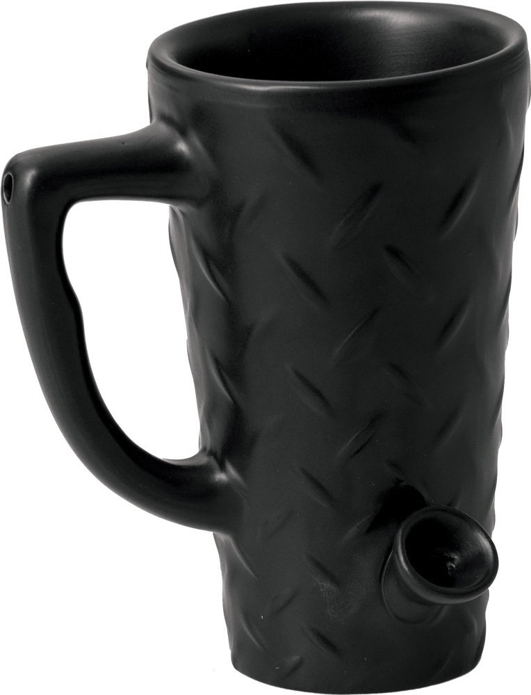 Gifts for Impossible People | Ceramic Novelty Pipe Mug at Amazon