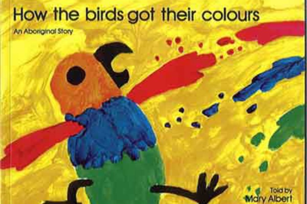 Kids books about Indigenous culture