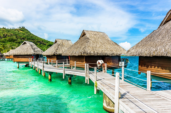Bora Bora Tahiti vacation