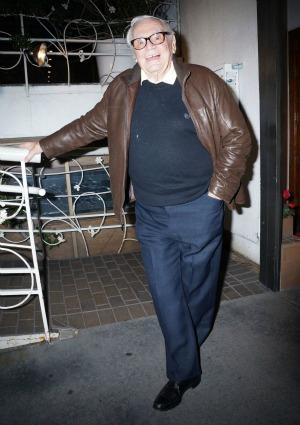Ernest Borgnine dead at 95