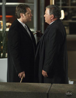 One last cigar on Boston Legal