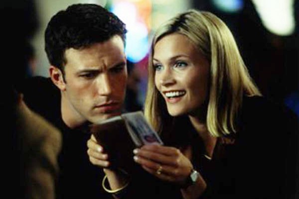 With Ben Affleck in Bounce