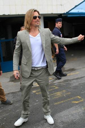 Brad Pitt Scientology