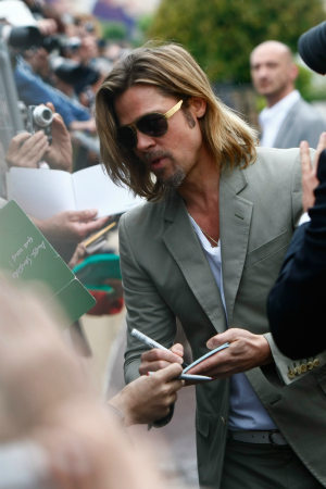 Brad Pitt Epic Fail
