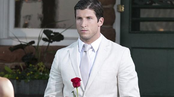 Brad Smith on The Bachelor
