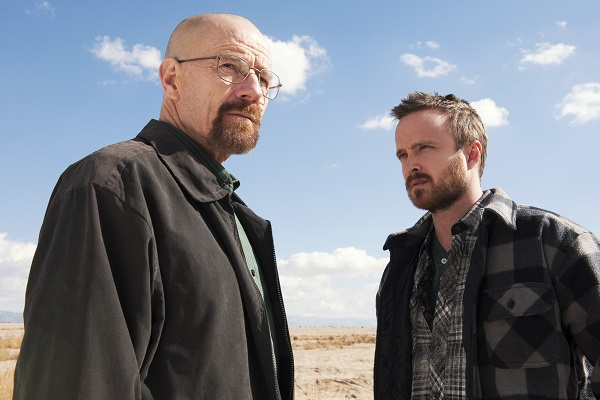 Breaking Bad Walter and Jesse