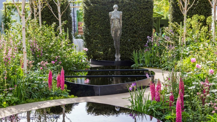 Breakthrough Breast Cancer Garden wins at