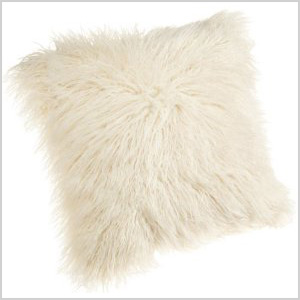 Brentwood Faux Fur Pillow