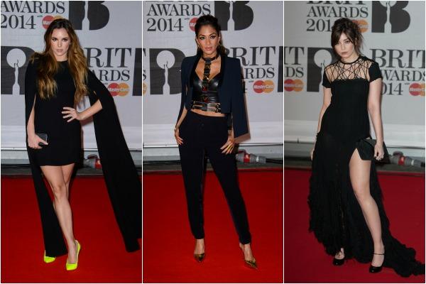 Brit Awards fashion