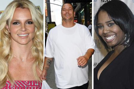 Britney Spears, Kevin Federline, Shar Jackson