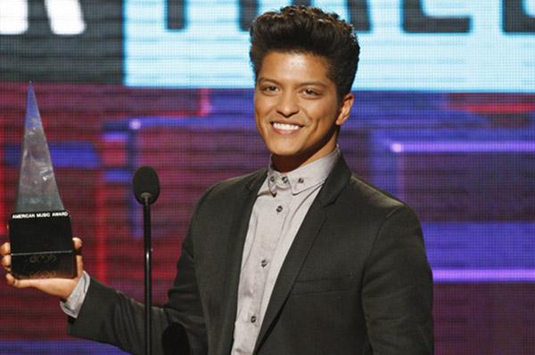 Bruno Mars AMAs