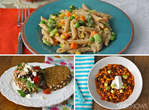 Budget friendly Meals for Tax Day 2013