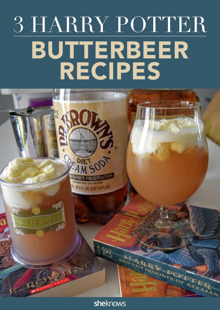 butterbeer recipes