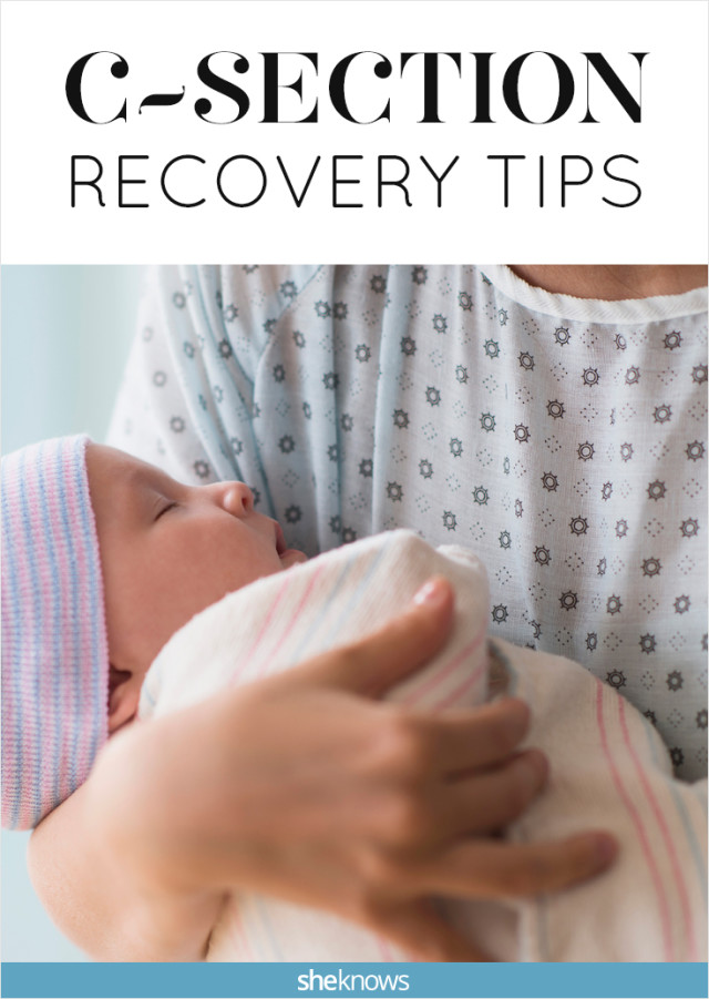 7 Key C Section Recovery Tips From Scar Care To Diet Sheknows