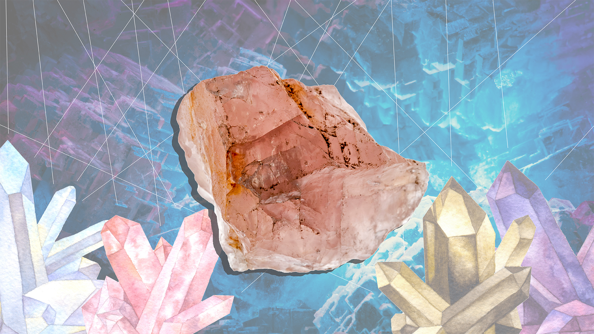 A witch's tips on crystals moms can use