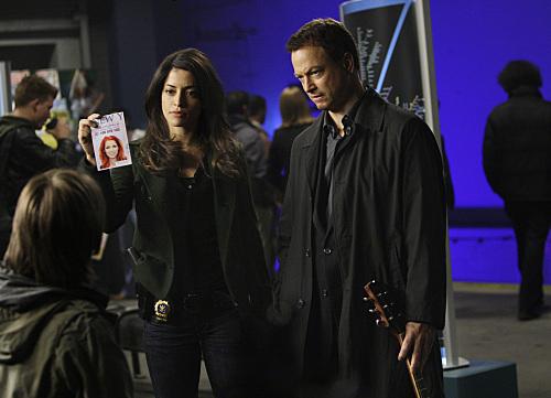 CSI: NY is all new on CBS tonight