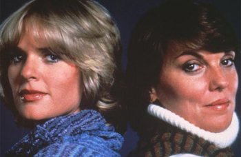 Cagney and Lacey changed TV