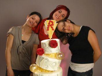 The Cake Alchemy