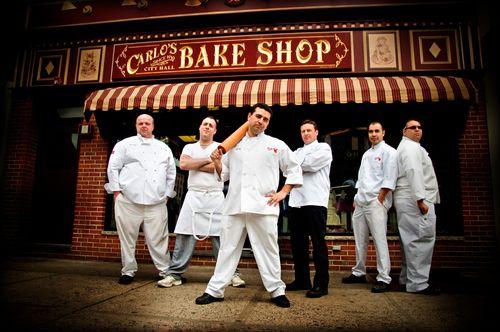 Cake Boss premieres on TLC