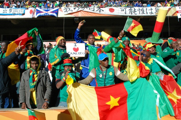 Cameroon missing athletes