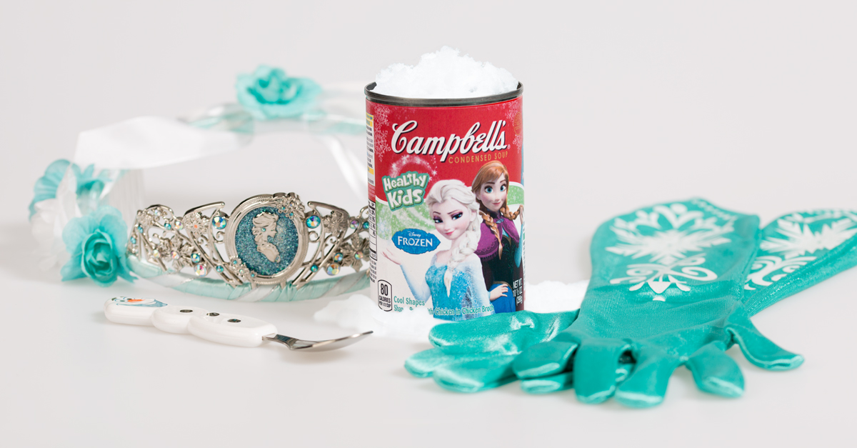campbell's frozen soup