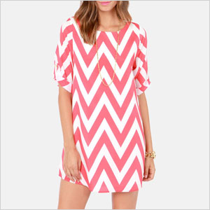 Can You Zig It? dress