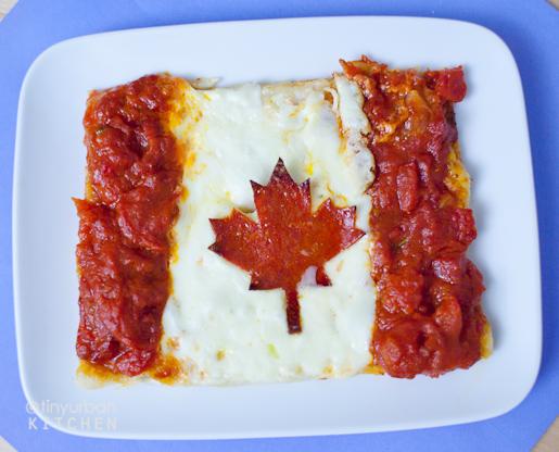 Pizza patriot | Sheknows.ca