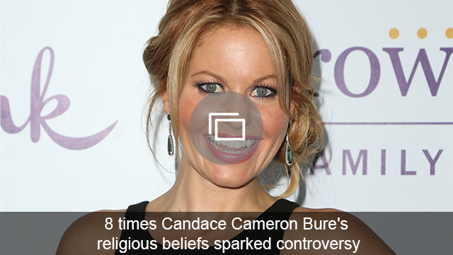 Candace Cameron Bure slideshow