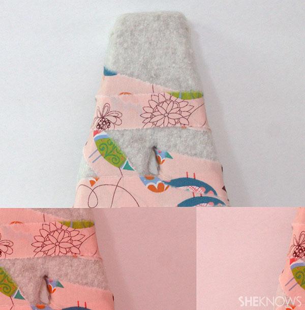 Cardboard & fabric name 5
