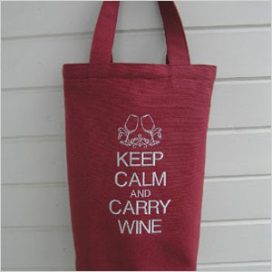 Wine time bag