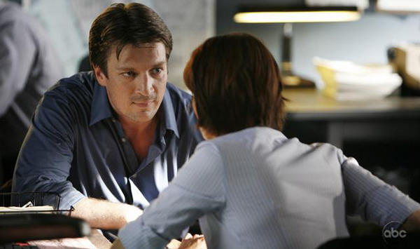 Castle is heating up ABC