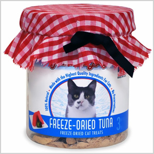 freeze-dried cat treats