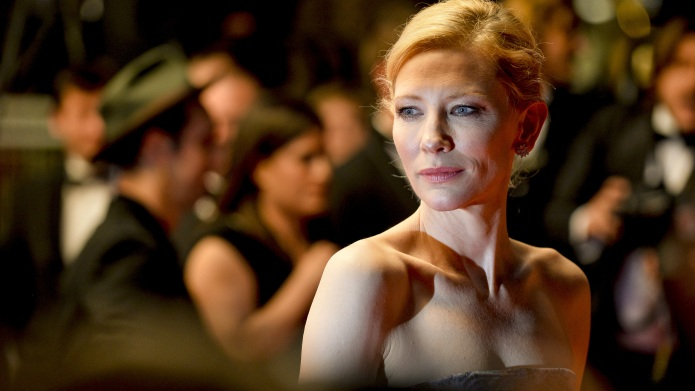 Cate Blanchett sets the record straight
