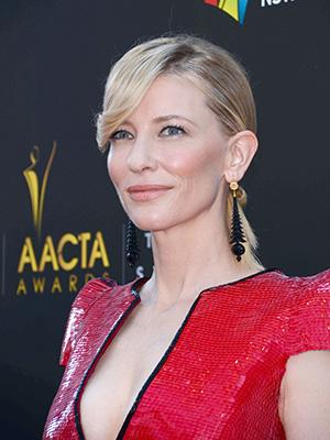 Cate Blanchett wenn