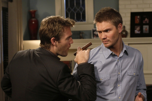 Chad Michael Murray is excelling on One Tree Hill