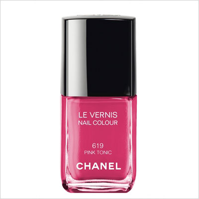 Chanel's Pink Tonic