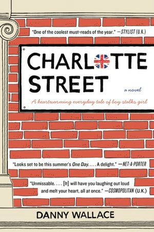 Charlotte Street book cover