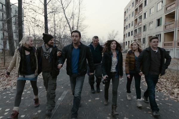 Chernobyl Diaries cast