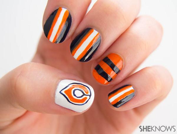 Fan-icure: Chicago Bears | Sheknows.com -- logo