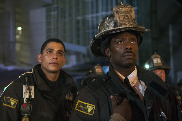 Chicago Fire Chief
