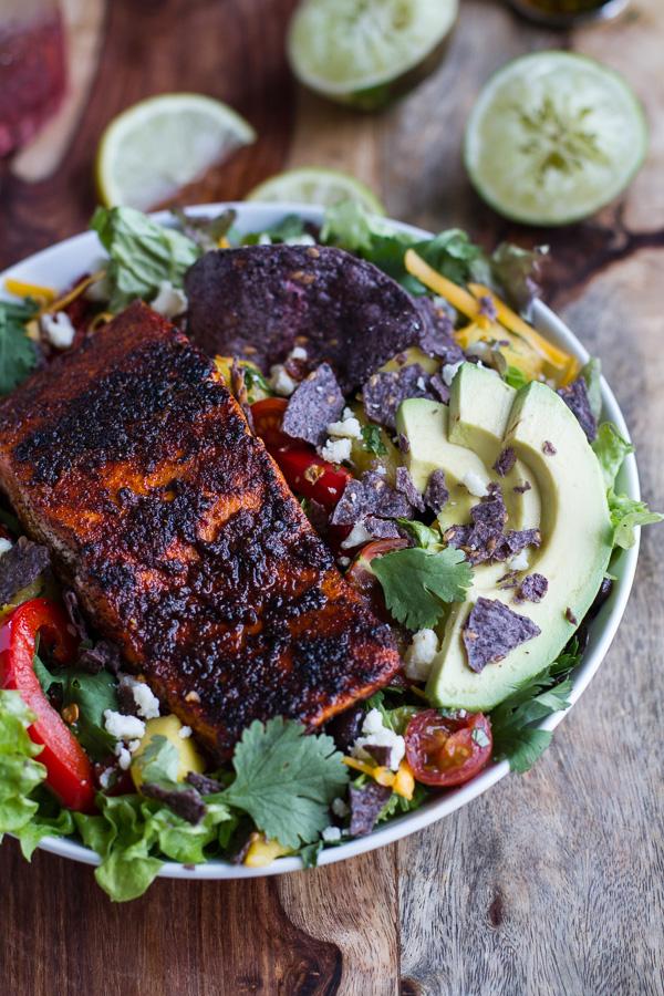 chile lime salmon