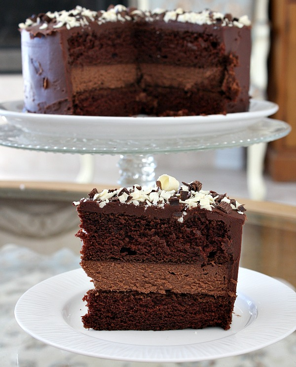 cheesecake cake