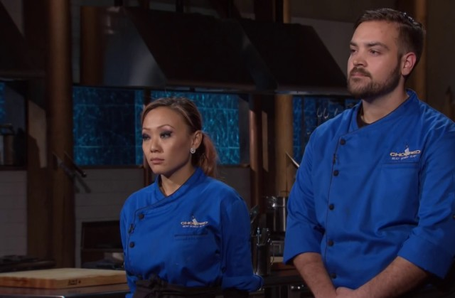 Chopped Bobby Flay contestants