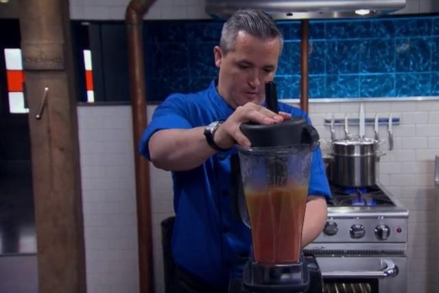Chef Morris