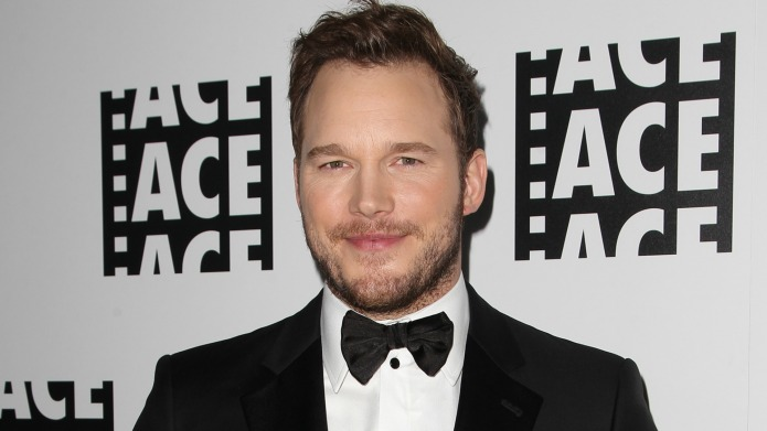 Chris Pratt admits he's just a
