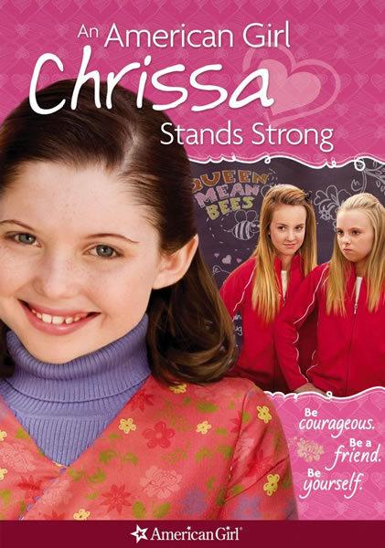 An American Girl Chrissa